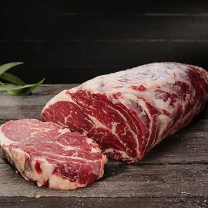 Angus rib fillet whole